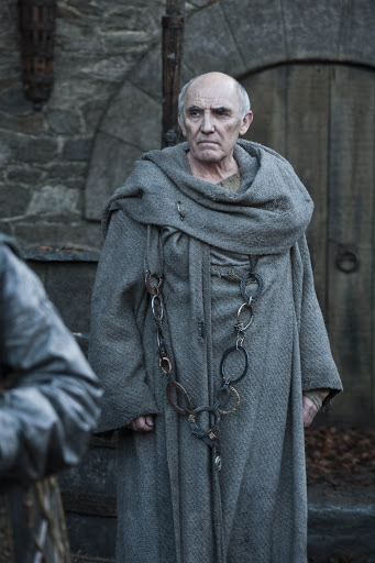 maester luwin all in grey