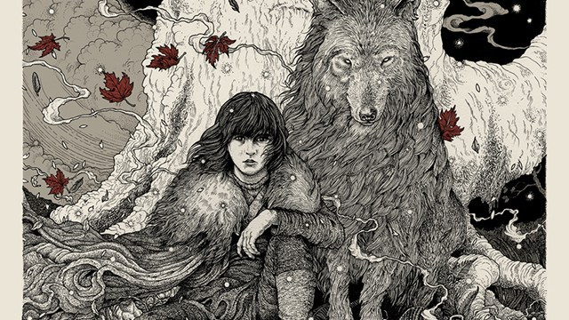 Bran Stark (Part 1) – Serwyn Reversed