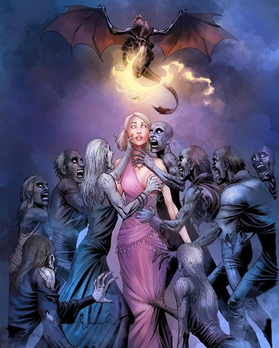 Dany in the House of the Undying Mike S Miller